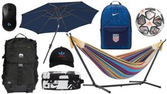 Daily Deals: Hammocks, Patio Umbrellas, Backpacks, Nike Sale And More!