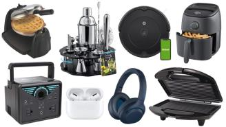 Daily Deals on Amazon: Air Fryers, AirPods Pros, Panini Press And More!