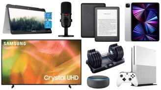 Daily Deals on Amazon: Xbox One Ss, Dumbbells, Kindles And More!
