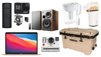 Daily Deals on Amazon: Polaroids, Igloo Coolers, BT Speakers And More!