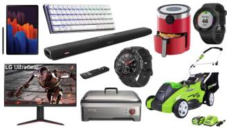 Daily Deals on Amazon: Griddles, Soundbars, Smartwatches And More!