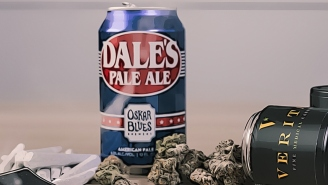 The Founder Of Oskar Blues Confirms There's A Weed-Inspired Easter Egg On The Brewery's Cans And Discusses His Pivot To Cannabis