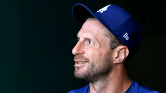 Dave Roberts Confirms Max Scherzer's Status As One Of The Biggest Psychos In Major League Baseball