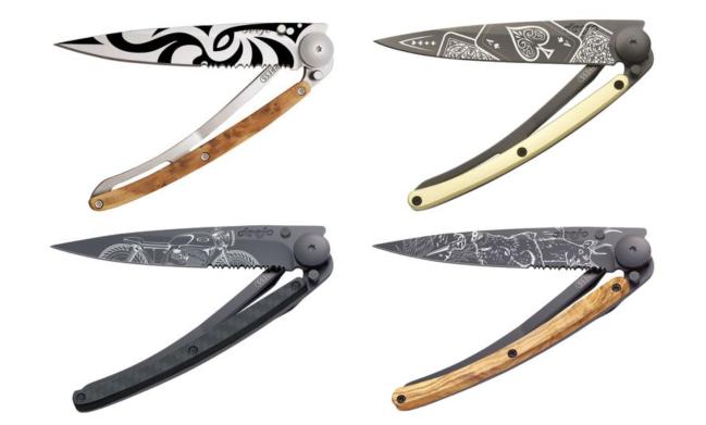 Deejo Customizable Knives