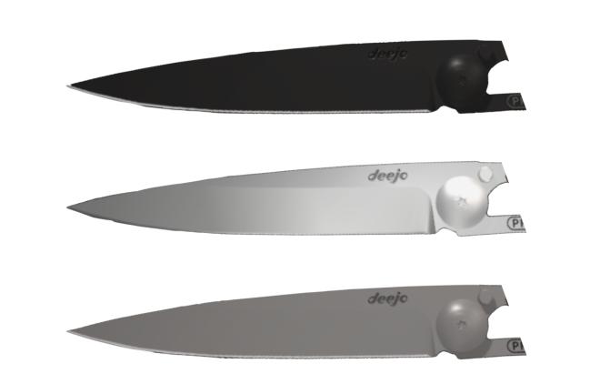 Knife Finishes