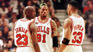 Dennis Rodman's Infamous Vegas Trip During 1998 NBA Finals Is Being Made Into A Feature Film
