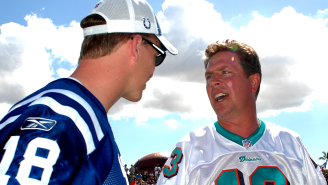 Dolphins Fans Were Very Upset To Find Out They Could Have Had Peyton Manning
