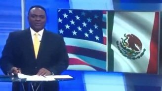 This Sacramento News Anchor Gave The Absolute Worst Recap Of The USMNT's Win Over Mexico