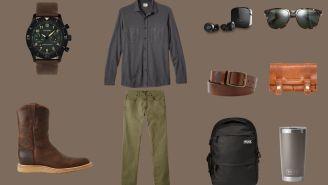 Everyday Carry Essentials: Urban Cowboy
