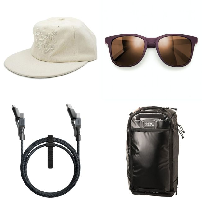 Everyday Carry Essentials For End of Summer