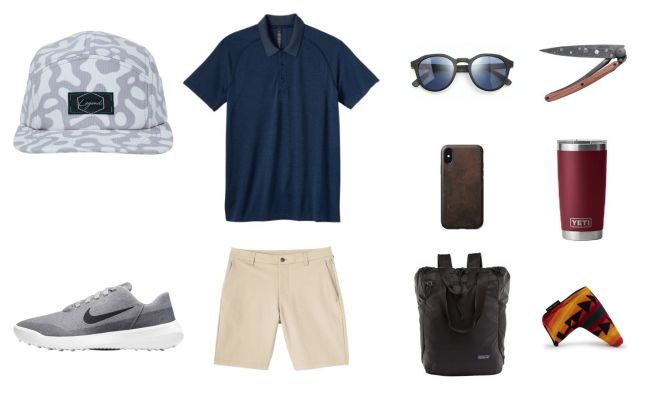 Everyday Carry Essentials For Your Next Golf Outing