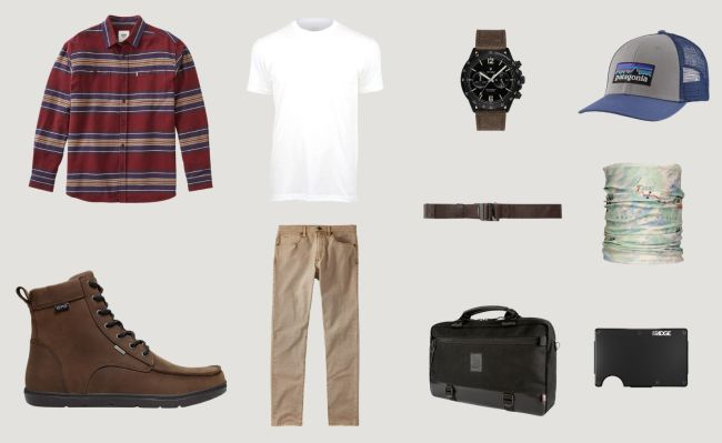Everyday Carry Essentials Inspired By The Outdoors
