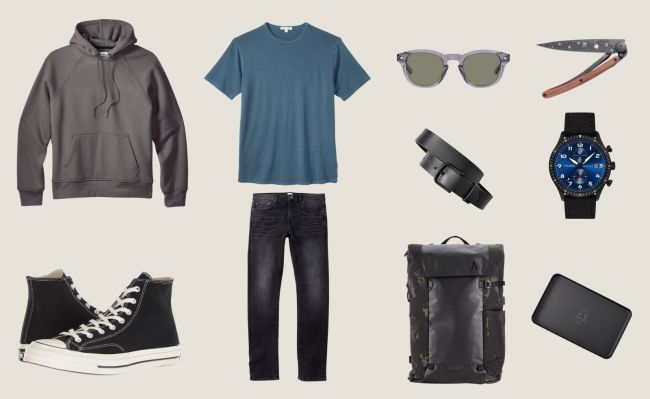 Everyday Carry Essentials: Easy Outfits