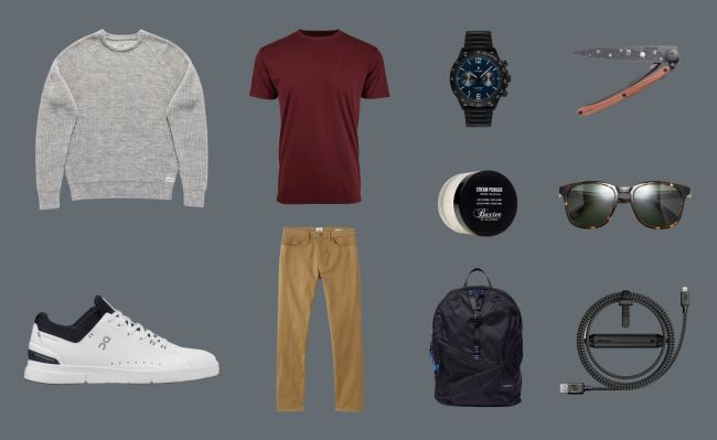 Everyday Carry Essentials For A Day In The City