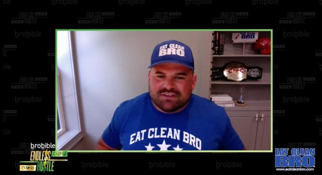 Eat Clean Bro meals