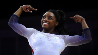 Former UFC Champ Draws Ire Of Fans For Saying Simone Biles Just Needs Some 'Tough Love'