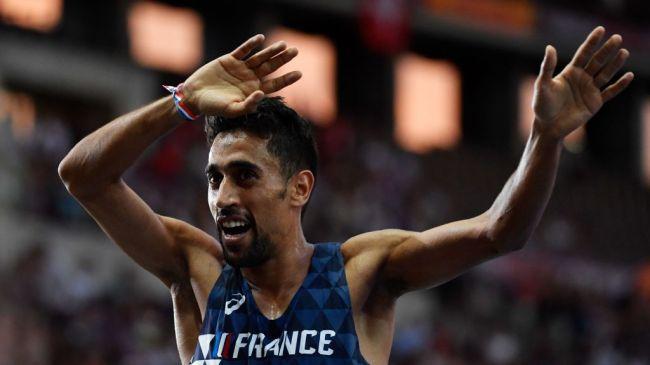 Morad Amdouni French Marathon Olympics