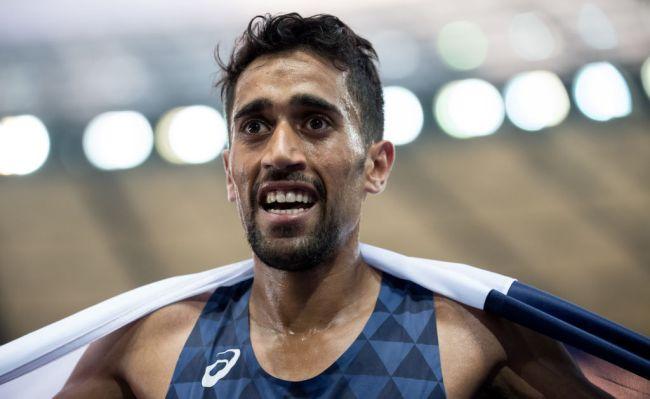 Morhad Amdouni runner france
