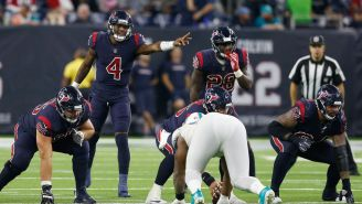 Deshaun Watson Reportedly Wants To Be Traded To Miami But Texans Are Apparently Not Interested In Tua Tagovailoa