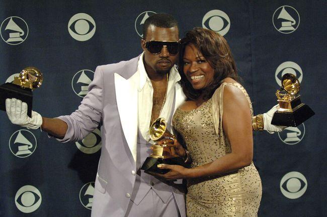 Kanye West Donda West Mother Childhood