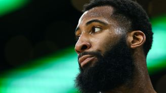 Andre Drummond Had To Leap Into His Pool And Save His Son Who Fell Into The Water From Drowning