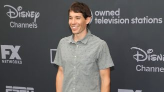 'Free Solo' Rock Climber Alex Honnold Is Getting His Own Disney+ Series And It Sounds Awesome