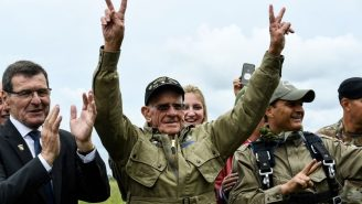 This WWII Veteran Celebrating His 100th Birthday By Jumping Out Of A Plane Is As American As It Gets