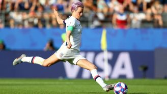 Megan Rapinoe Responds To Donald Trump's 'Sad Dig' Comments About US Women's Soccer Team's Loss At Olympics