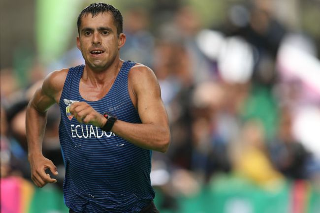 Claudio Paulino Villanueva Flores Lima 2019 Pan Am Games