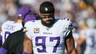 Everson Griffen Will Apologize For Randomly Taking Shots At Kirk Cousins After Signing With Vikings