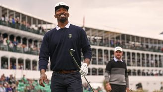 J.R. Smith Is Headed Back To School And Eyeing Eligibility To Play Golf At An HBCU