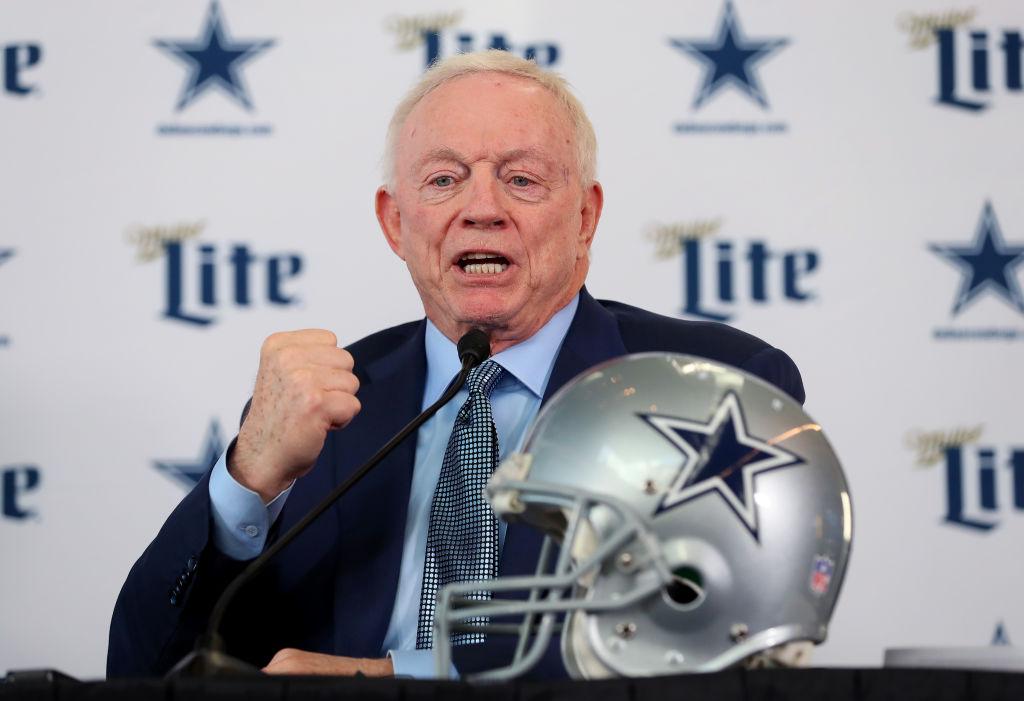 most valuable NFL teams 2021 Dallas Cowboys