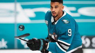 Evander Kane's Wife Claims He Told Her He Gambled With Criminals Who Threatened To Kill His Family If She Ever Spoke Out