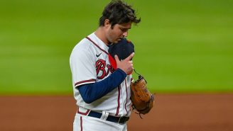 Braves Pitcher Luke Jackson Singing Along To His Opponent's Walk-Up Song Is Cold-Blooded