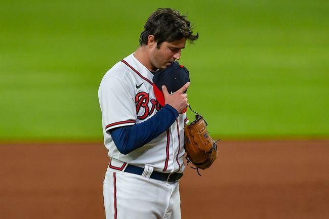 Atlanta Braves Luke Jackson