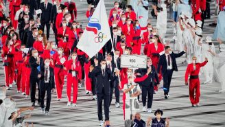 Russia Is Claiming That The U.S. 'Rigged' The Olympics After Losing Badly, Feeling Embarrassed