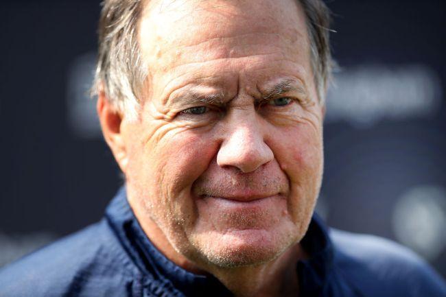 Bill Belichick Smile