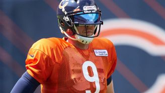 Bears QB Nick Foles Gets Booed Off The Field During Preseason Game In Chicago