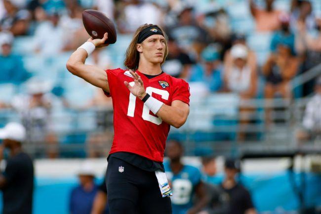 Trevor Lawrence Jacksonville Jaguars
