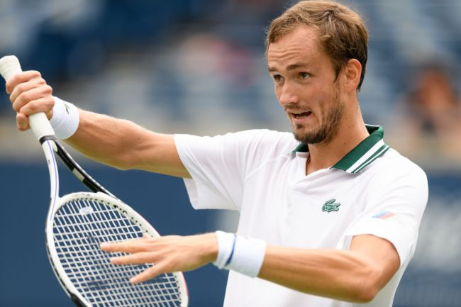 Daniil Medvedev Tennis