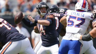 Andy Dalton Was Booed Into Oblivion By Bears Fans And Threw A TD On The Next Play