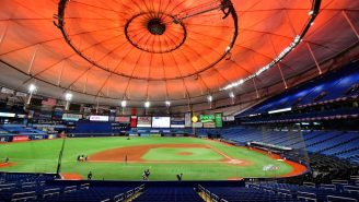 The Tampa Bay Rays Set An Embarrassing Attendance Record That Puts Them Amongst All-Time Worst