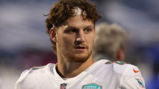Dolphins TE Adam Shaheen Says He's Not Going To Let The NFL 'Strong-Arm' Him Into Taking Vaccine