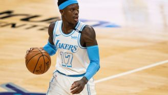Dennis Schroder's Wife Reacts To Fans Mocking Her Husband For Turning Down $84 Million Deal From Lakers