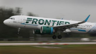 Frontier Airlines Faces Backlash After Suspending Flight Attendants For Duct-Taping Passenger Who Allegedly Sexually Harassed And Punched Attendants