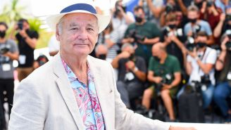 Bill Murray Tells The Story Of How A Painting Stopped Him From Committing Suicide