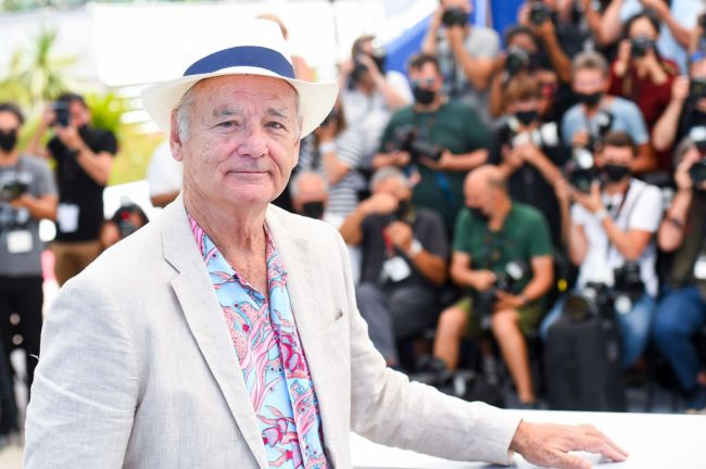 Bill Murray story about the artwork, French painting: Jules Breton's The Song of the Lark, that saved his life and not commit suicide.