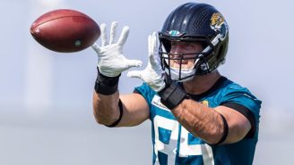 The Jaguars' First Depth Chart Shows That Tim Tebow Has A Lot Of Work To Do At Tight End