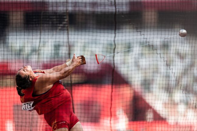Tokyo 2020 Olympic Games - Day 9 - Athletics