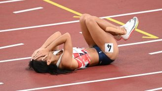 Despite A Painful Injury, This Olympian Refused To Quit And Ran Through The Finish Line In An Amazing Tokyo Moment